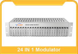Edge QAM Modulators