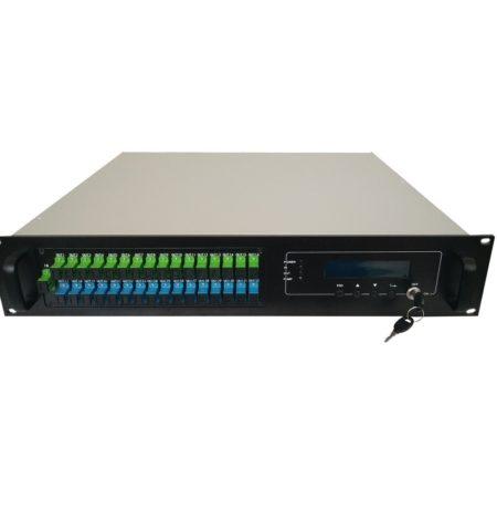 EDFA with WDM-16X21DBM
