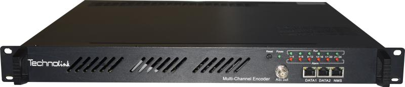 Multi Channel Encoder