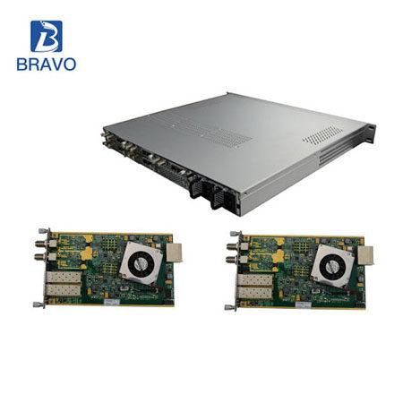 Bravo - Catv Digital 48 Qam Modulator- Technofair2020